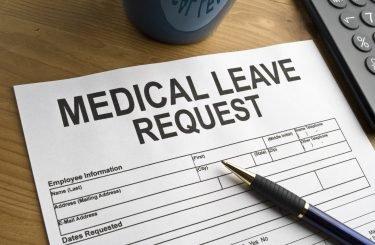 Medical Leave Form