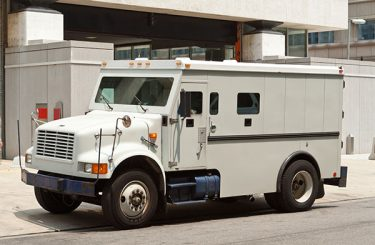 Loomis Armored Truck Drivers
