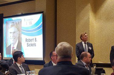 Robert Sickels - Leaders in the Law