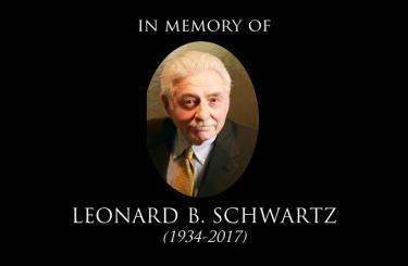 Michigan Attorney Leonard Schwartz