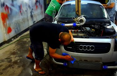 Auto Detailing Wage Theft