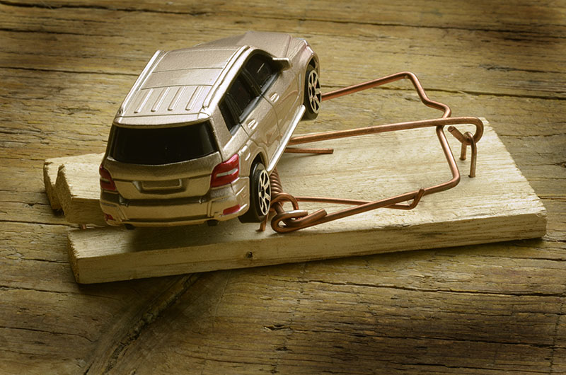 Auto Insurance Scam