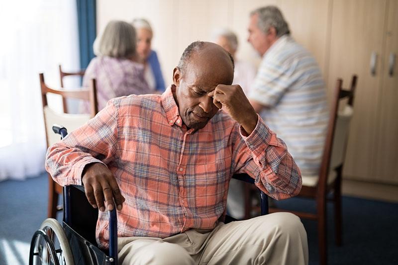 Nursing home abuse injuries