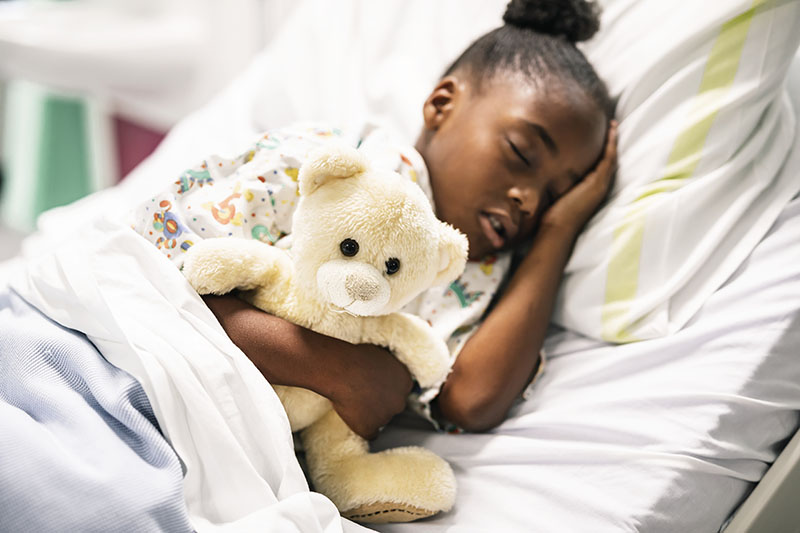 Black children medical malpractice